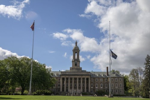 Disciplined Penn State professor sues, accuses the university of discrimination