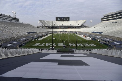 Penn State to welcome senior class for a spring football practice on April 23
