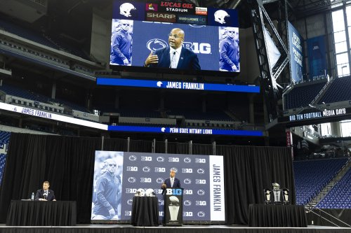 Ranking the coaches behind the mic at 2021 Big Ten Football Media Days, worst to first | Jones
