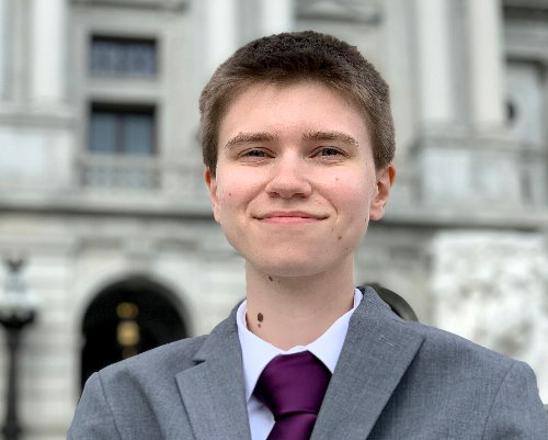 Leader of Pa.'s transgender youth advocacy group understands struggles, works for inclusion
