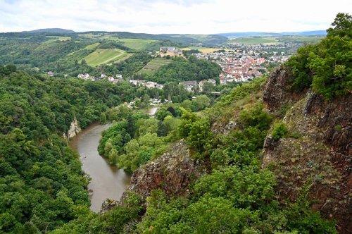 Rotenfels Rheingrafenstein – Wandern im Nahetal
