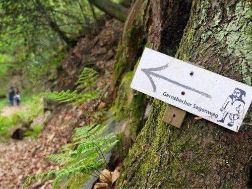 Gernsbacher Sagenweg im Schwarzwald