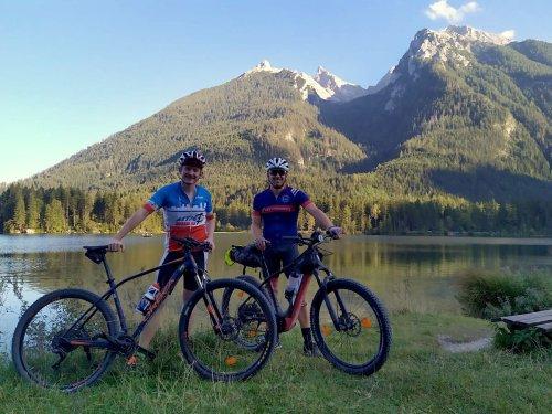 Salzburger Saalachtal: E-Biken ohne Gepäck