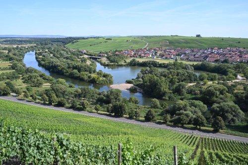 Volkacher Mainschleife in Franken – Infos und Tipps