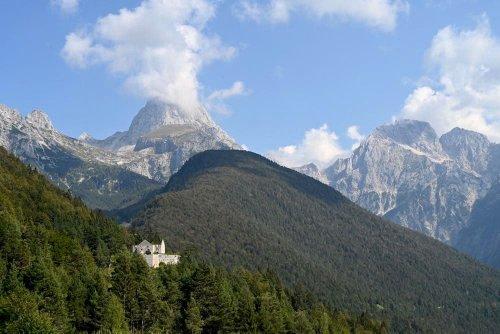 Der Triglav Nationalpark in Slowenien