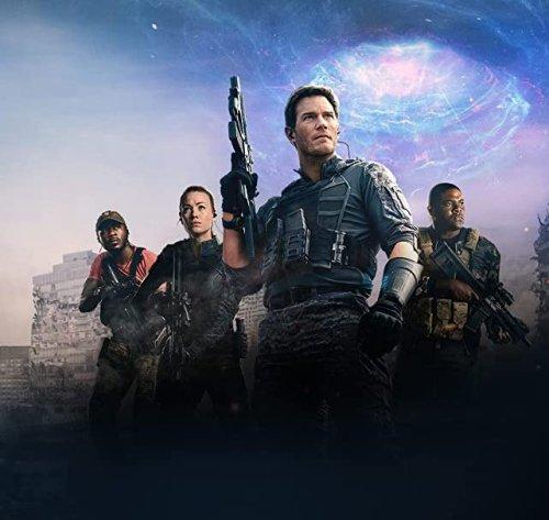 Chris Pratt'in Başrolde Olduğu The Tomorrow War'dan Son Fragman - Pera Sinema