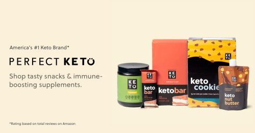 Best Keto Meal Replacement Shakes: Reviews and Buyer's Guide - Perfect Keto