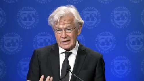 IMF 'committed' to reaching agreement with Argentina