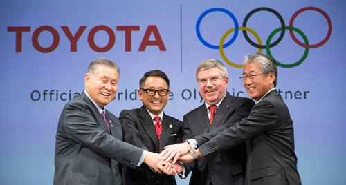 Toyota Distance From Olympics After Listening To Their Audience