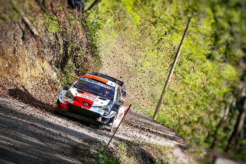 Rallye de Croacia 2021: Ogier consigue la victoria a pesar de un accidente de tráfico - Periodismo del Motor