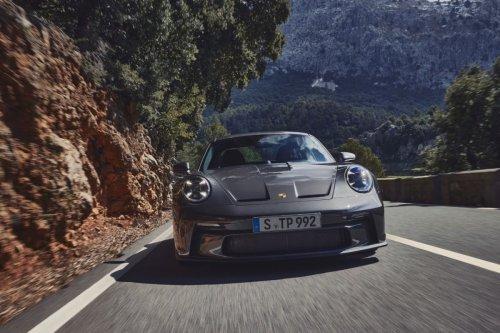 El Porsche 911 GT3 no se podrá vender en California con cambio manual