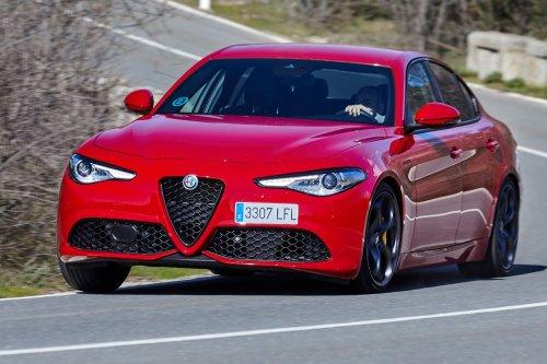 PRUEBA: Alfa Romeo Giulia 2.2 JTD Veloce Q4