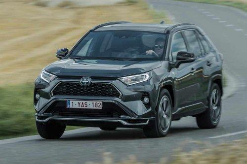 PRUEBA: Toyota RAV4 Plug-In Hybrid