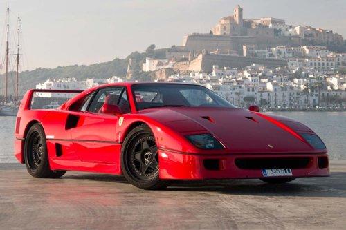 Los 9 mejores coches deportivos de los 80 - Periodismo del Motor