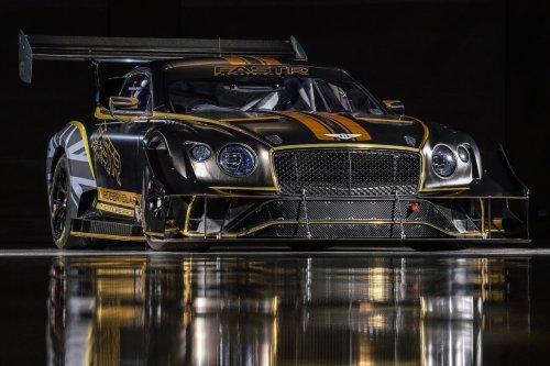 Bentley Continental GT3 Pikes Peak 2021: conquistar la cumbre con e-gasolina