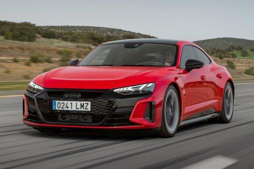 PRUEBA: Audi RS e-tron GT
