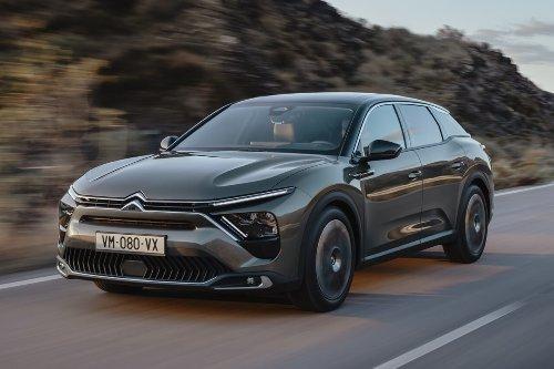 Citroën C5 X 2021: berlina y crossover al mismo tiempo