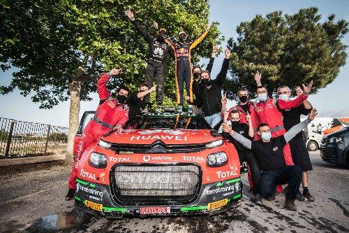 Rallye Tierras Altas de Lorca 2021: Solans gana el S-CER, Al Attiyah, la prueba - Periodismo del Motor