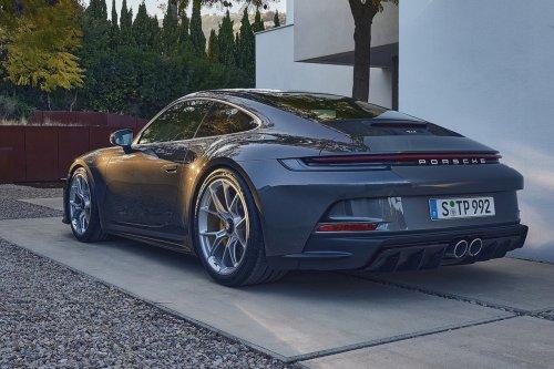 Porsche 911 GT3 Touring 2021, deportividad y discreción