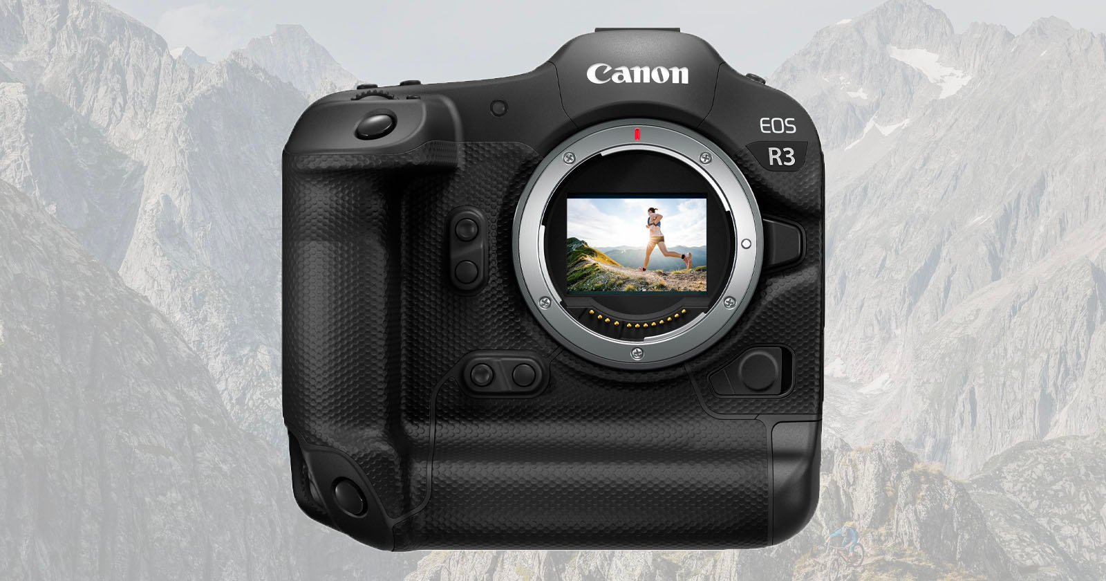 Canon EOS R3 - cover
