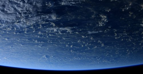 These Photos from Space Make Earth Look like Water World