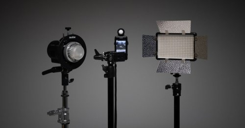 Comparing the Max Power of Godox Strobes, Speedlites, and LEDs