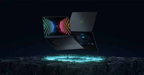Razer Unveils the Blade 15 Laptop: 4K OLED and Power in a Thin Chassis