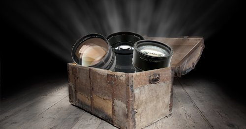 9 of History's Rarest Lenses That You Can Actually Buy