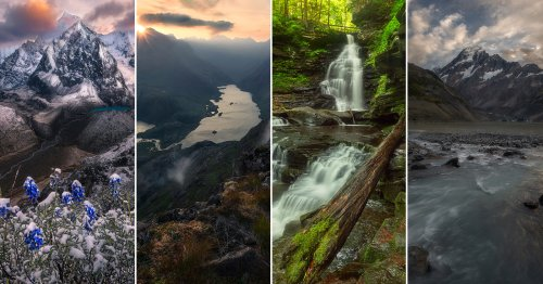 Falling in Love with the Process, Or: Why I Shoot Landscape Photography