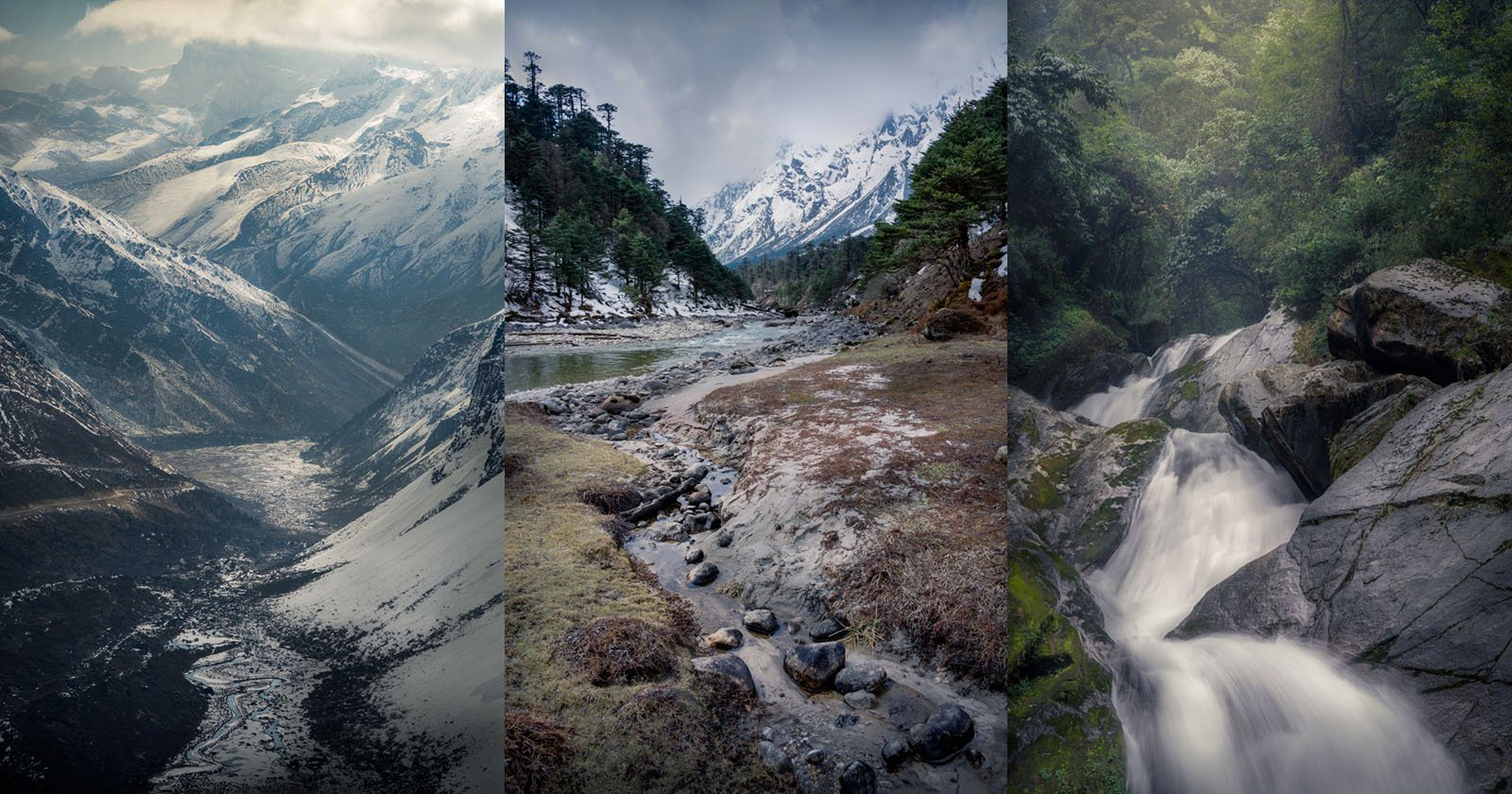 Landscape Hunting at 18,000 Feet: Photos of North Sikkim, India