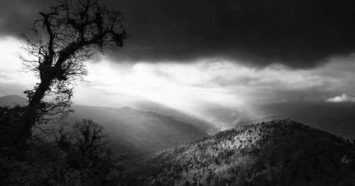 5 Tips for Black and White Landscape Photography