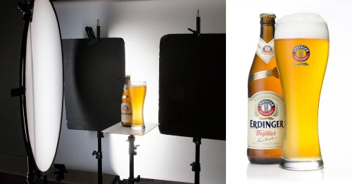 How To Photograph Beer and Successfully Retouch in Photoshop
