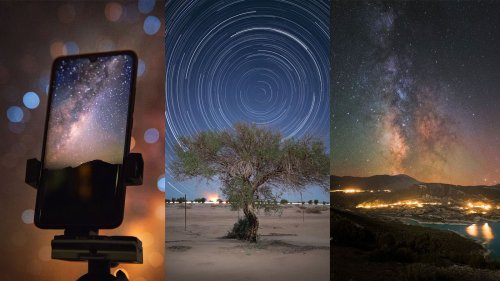 These Astro Photos Were All Shot with Smartphones