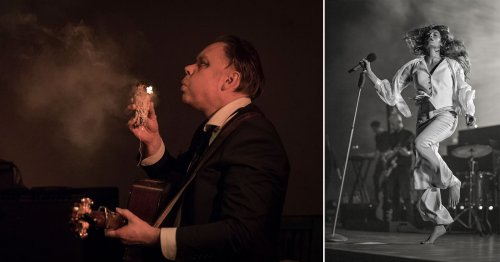 The Winners of Auckland's Aotearoa Music Photography Awards