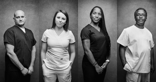 A Privilege Unlike Anything Else: Portraits of Nurses
