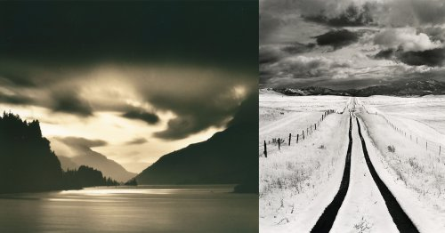 Fine Art Master Photographer Reveals His Thoughts Behind Two Scenes