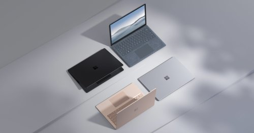 Microsoft's Surface Laptop 4 Promises 70% Faster Photo Editing