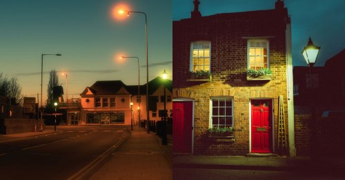How to Use Street Lights to Improve Your Night Street Photography