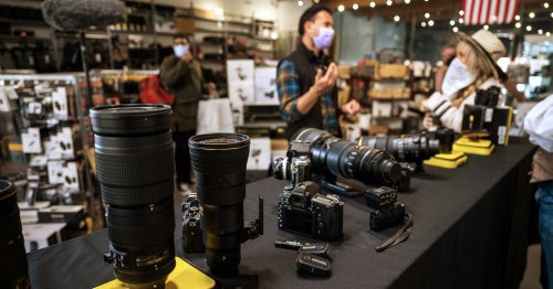 The Camera Industry is Trapped: Demand is There, But Products Aren't