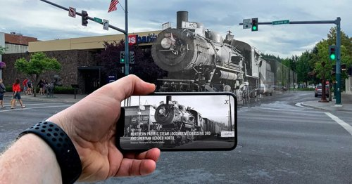 The Historik Photo App Will Let You Experience History in 3D AR