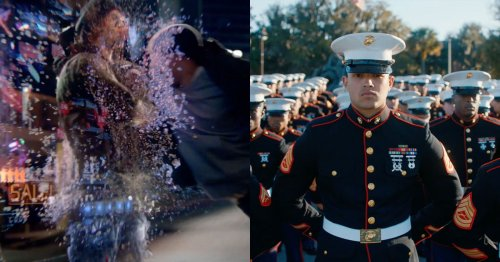 A Scene Breakdown of a Marine Corps Ad Created by an Oscar-Winning Duo