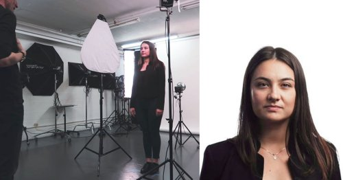 How to Do Corporate Headshot Photography