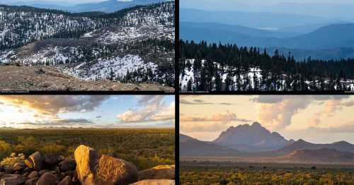 13 Tips for Shooting Sharp Landscape Photos with a Telephoto Lens