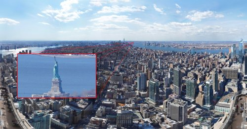 This 120 Gigapixel Photo is the Largest of New York City Ever Taken
