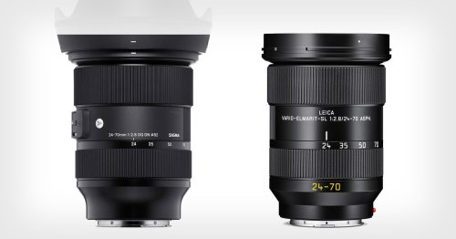 Yes, Leica's New 24-70mm is Almost Certainly a Rehoused Sigma Art Lens