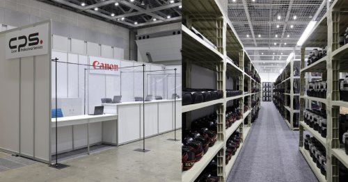 Canon to Have Olympic Gear Rentals Despite Contact Tracing Concerns