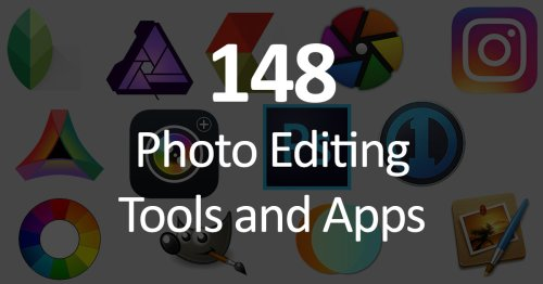 148 Photo Editing Tools and Apps   PetaPixel