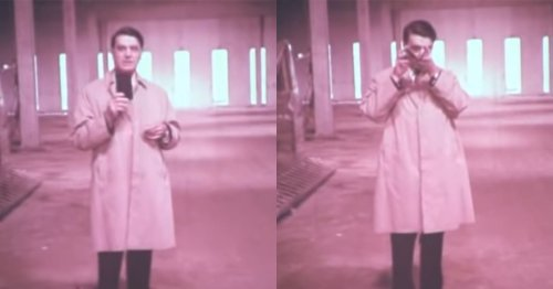 Polaroid Founder Edwin Land Foresaw the Smartphone Camera in 1970