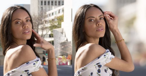 To Shoot Great Portraits, Learn To Control The Background
