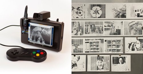 How to Make a Digital Polaroid Camera for Cheap Thermal Instant Photos